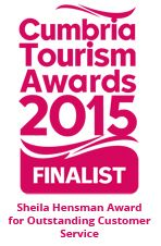 Cumbrian Tourism Award