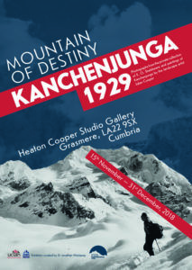 Kanchenjunga exhibition