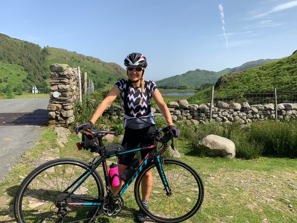 The Coast to Coast off road is a great way to explore the Lake District