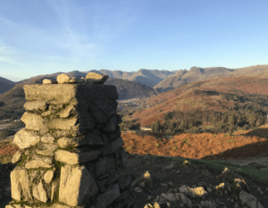 View from Loughrigg: always here to make you welcome